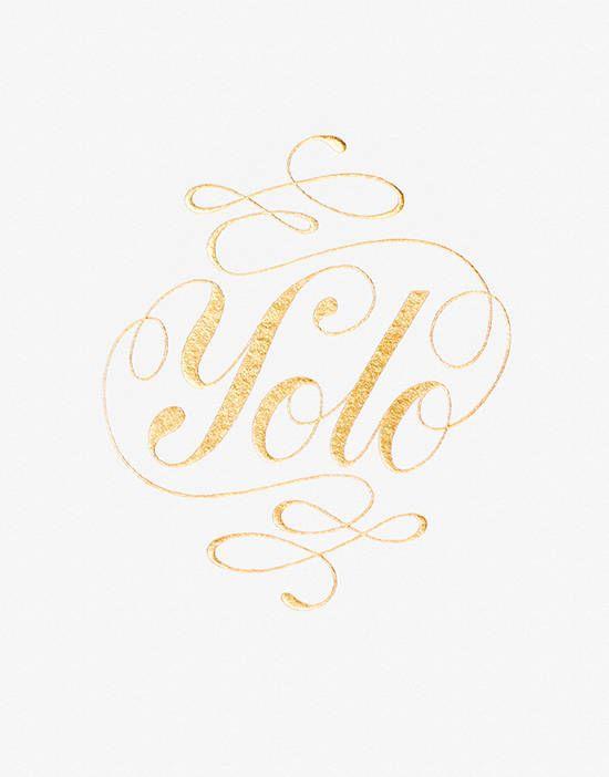 YOLO desktop wallpaper | designlovefest | sayings + quotes ...