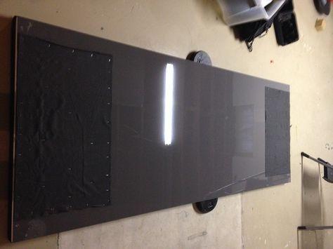 Slide Board DIY