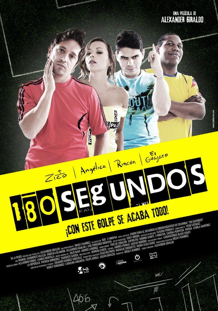 Estreno: 13 de Abril // Director: Alexander Giraldo // Diseño Póster: // http://cinefilosradio.blogspot.com/ / #CineColombiano #CinéfilosRadio