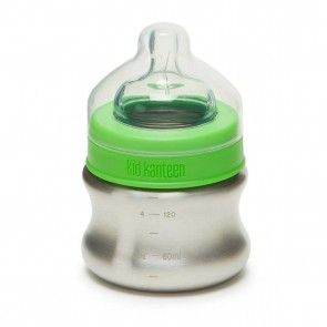 Klean Kanteen - Stainless Baby Bottle - 5oz
