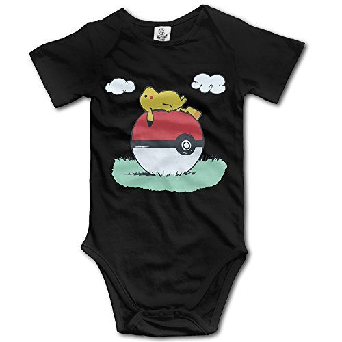 "POKEMON ""I Choose You Dad"" Baby Onesie Bodysuit (3-6 Mont…"