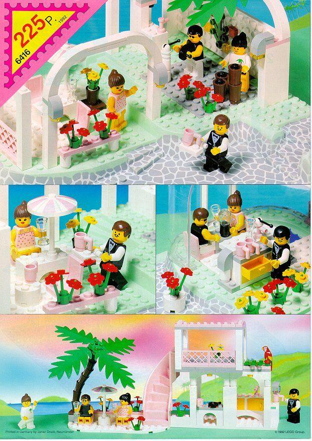 Old Lego Instructions Letsbuilditagain Com Lego Instructions Old Lego Sets Lego