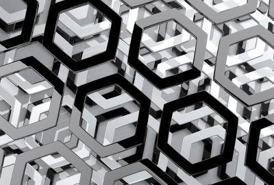 メタリックな六角形の壁紙 | 壁紙キングダム PC・デスクトップ版