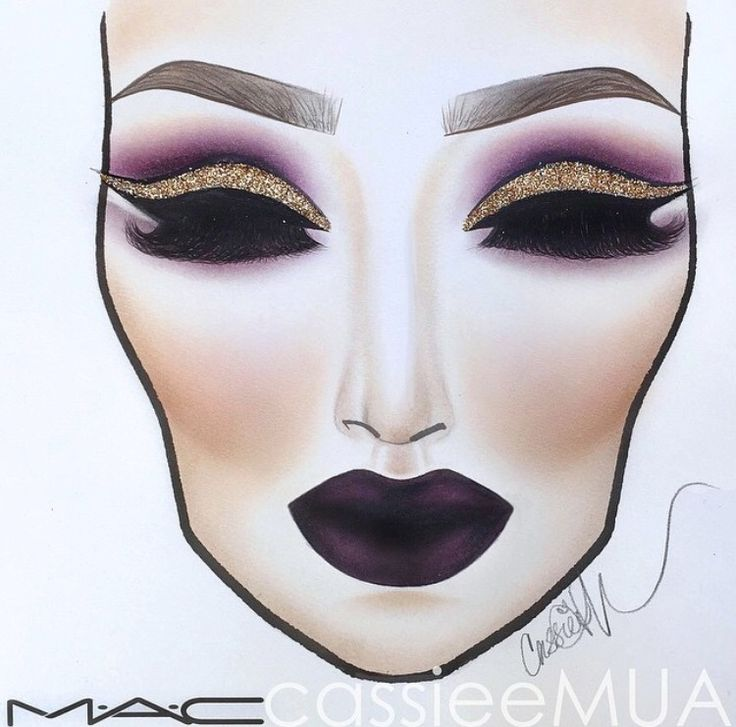 25+ best ideas about Face charts on Pinterest | Mac face charts ...