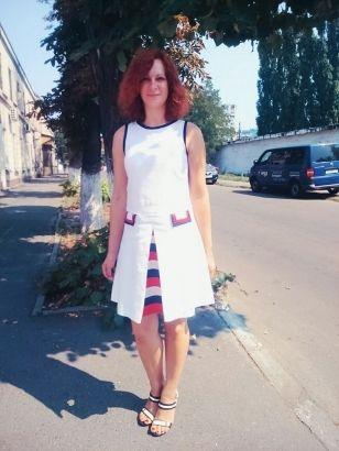 """Круизное платье"" / Фотофорум / Burdastyle"