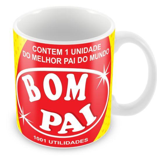 Francanecas.com  | Caneca Personalizada Bom Pai