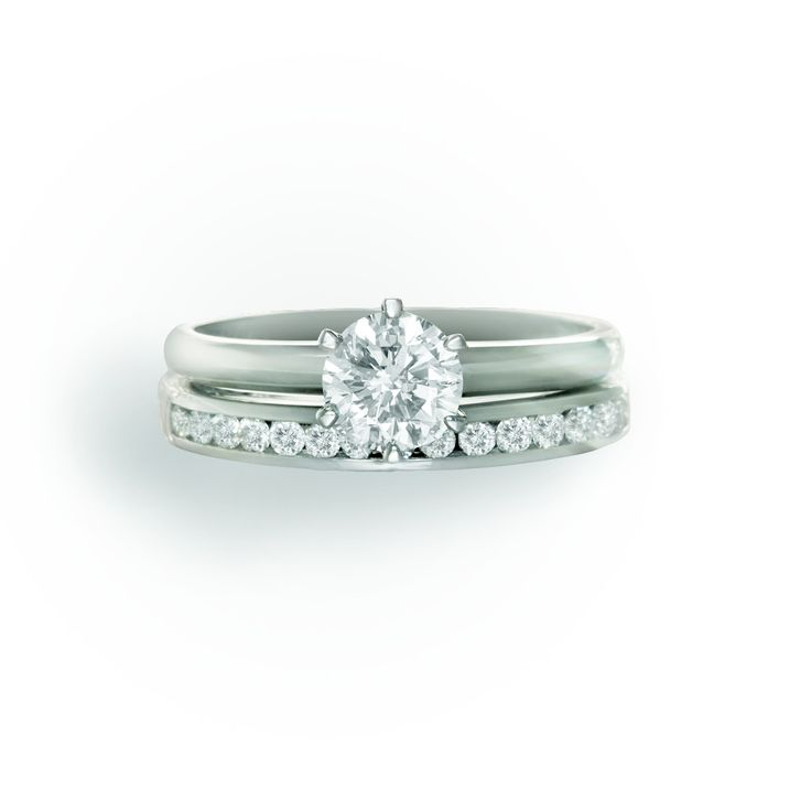 18ct White Gold 1.00ct