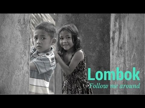 Follow me around Lombok | Auslandssmester Bali - YouTube