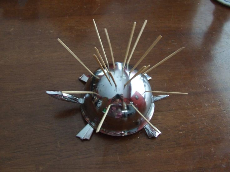 Unique Toothpick Holder, Metal Toothpick Holder, Irvinware Mock Turtle, Made USA, Hors D'Oeurve Metal Toothpick Holder, Madman Table Decor by BeautyMeetsTheEye on Etsy