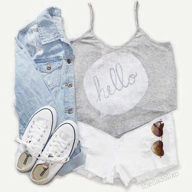 Fashion, Beauty and Style: Cute Teen Outfits
