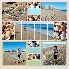 Bildergebnis für scrapbooking layout viele fotos