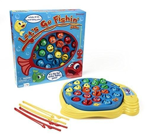 Let-039-s-Go-Fishin-Game-Toy-Let-S-Pressman-Fishing-4-Action-Kids-Todlers-Best-Gift