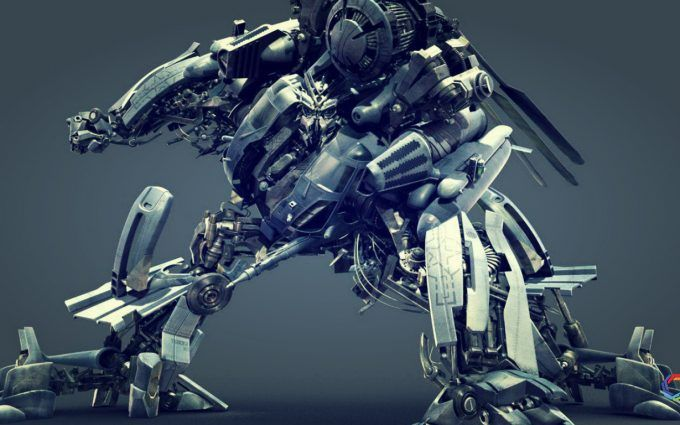 Robot 3d Wallpaper Full Download Robot 3d 3d Wallpaper Hd Wallpaper