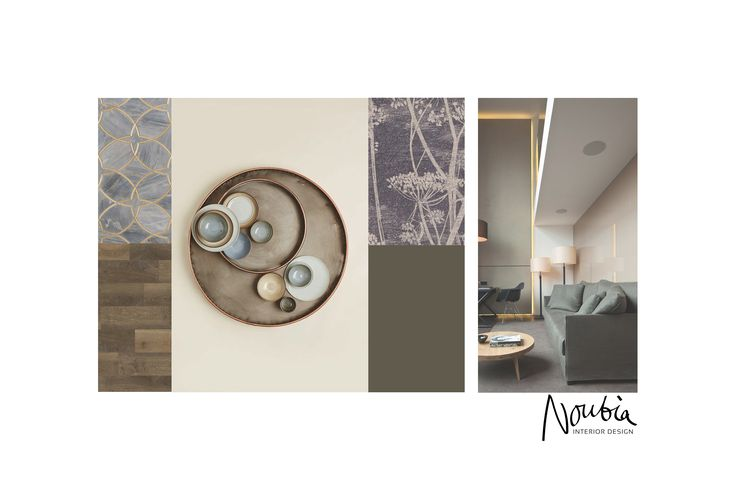 Moodboard for a family home in Almere by www.noubia.com. #noubia_interieurontwerp #noubia #interiordesign #moodboard #gold #cosy #coleandson #interiorinspo #interieurontwerp #interieuradvies #styling