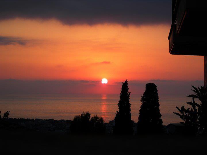 Sunset in Kyparissia. Messinia!!!