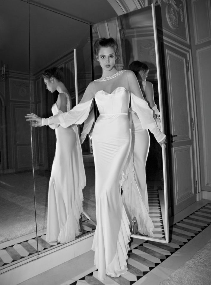 Cute Inbal Dror BR Dress WeddingWedding