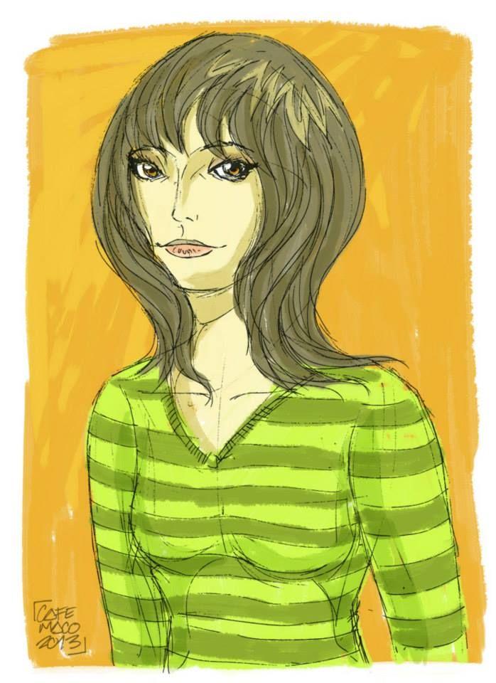 [ Girl Green. 17.09.2013 ]