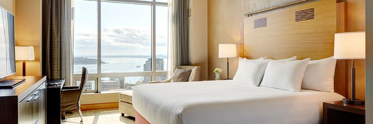Downtown Seattle Hotel - Grand Hyatt Seattle