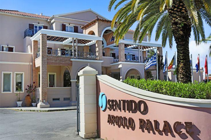 ΚΕΡΚΥΡΑ - Sentido Apollo Palace Corfu 5*