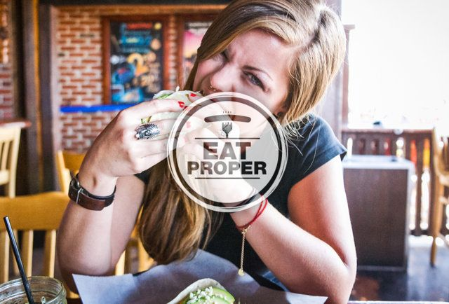 Sara Norris, the Editor of Thrillist San Diego.-An editor's guide to eating around town