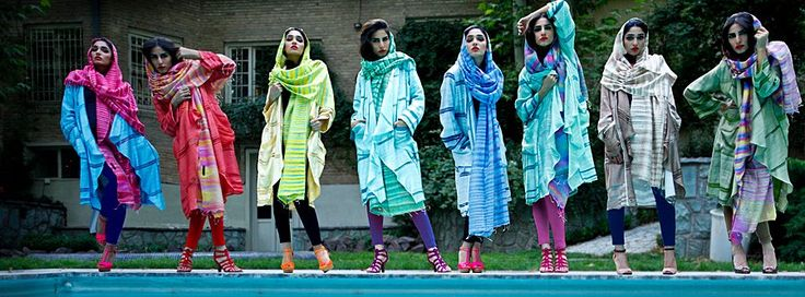 Naghmeh Kiumarsi y Farnaz Abdoli, Estas dos diseñadoras están cambiando el mundo de la moda en Medio Oriente gracias a sus colecciones que muestran un lado diferente de las mujeres iranís. http://www.expoknews.com/5-mujeres-visionarias-segun-cnn/