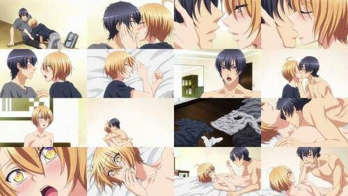 Love Stage!! episode 10