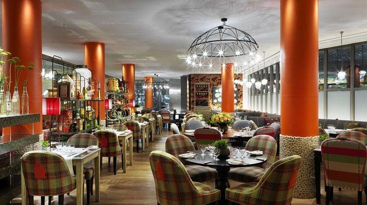 Soho Hotel, London-  Restaurant