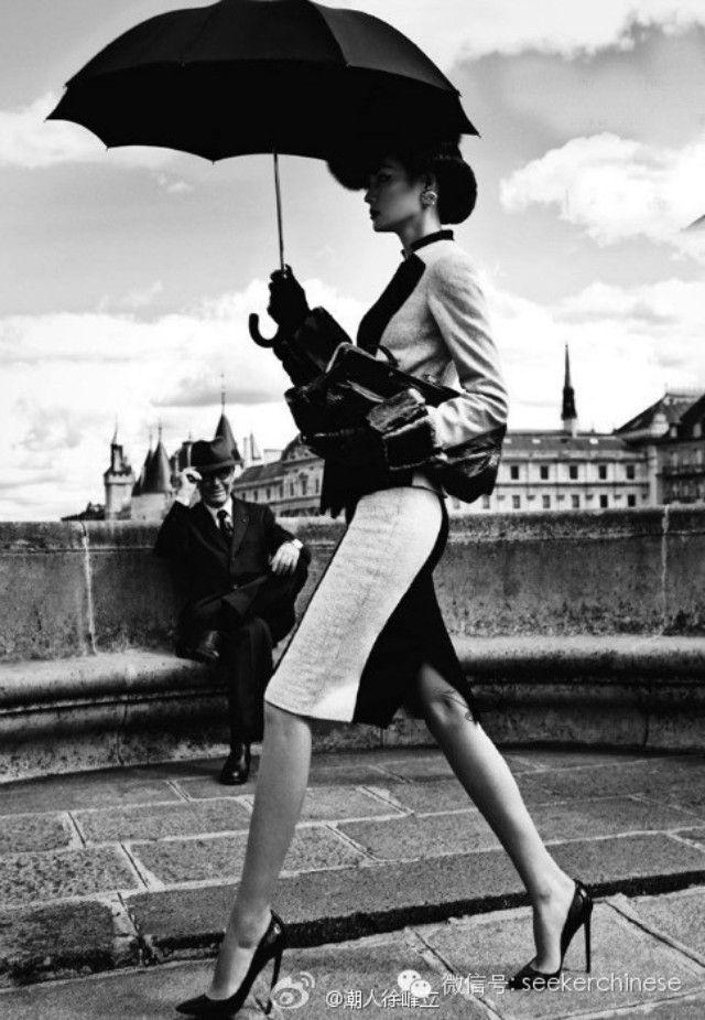 Девушки ретро черно-белые фото
