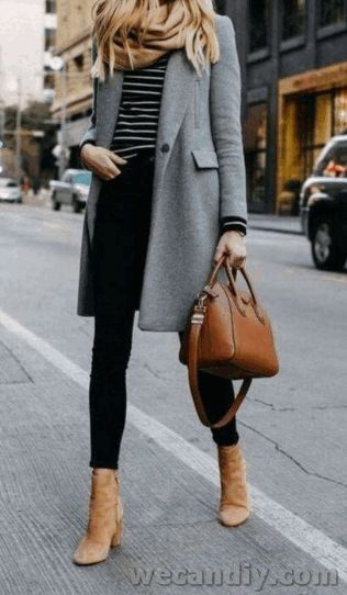 Cool Winter Outfits That Are Still Make You Warm