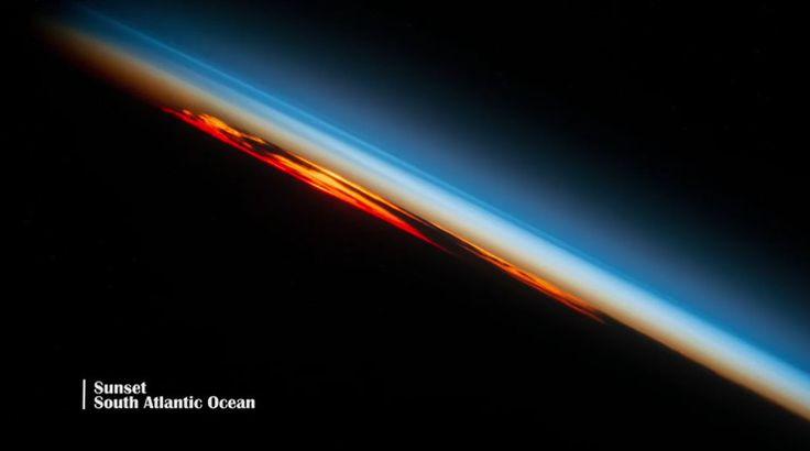 NASA wybrała najpiękniejsze zdjęcia Ziemi 2016 roku - Wiadomości