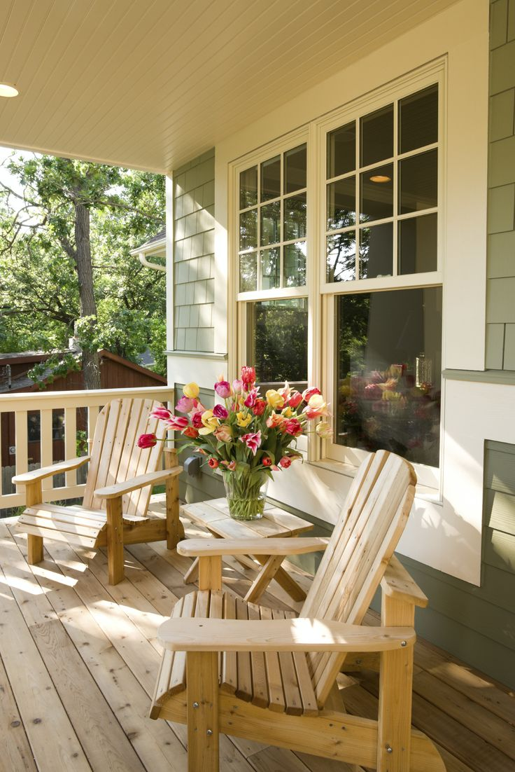 1000 Ideas About Front Porch Chairs On Pinterest Front