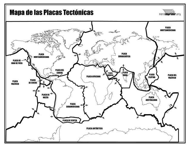 mapa-de-las-placas-tectonicas-para-imprimir.jpg (1650×1275)