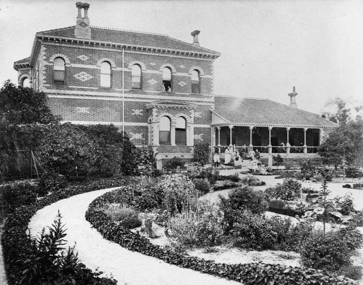 Rippon Lea Estate - 1890s.