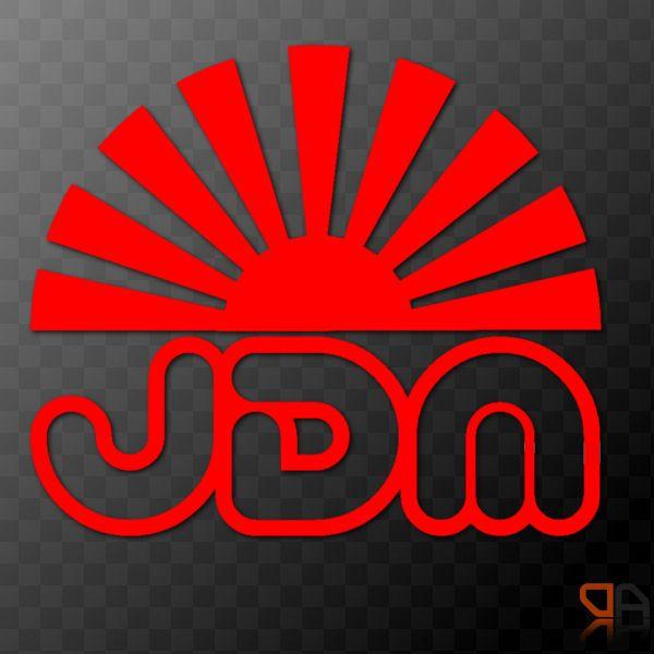 JDM Rising Sun Arc Vinyl Decal Sticker JDM Drifting Nissan - Lexus custom vinyl decals for carthe shocker vinyl decal sticker jdm drifting nissan toyota honda