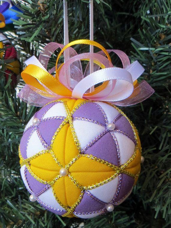 Geometric Kimekomi Ornament - Four Point Star