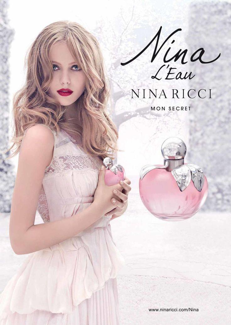 nina ricci beautiful perfume and fragrance on pinterest. Black Bedroom Furniture Sets. Home Design Ideas