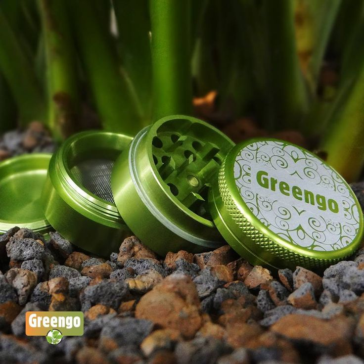 Order your greengo grinder at http://greengo-products.com