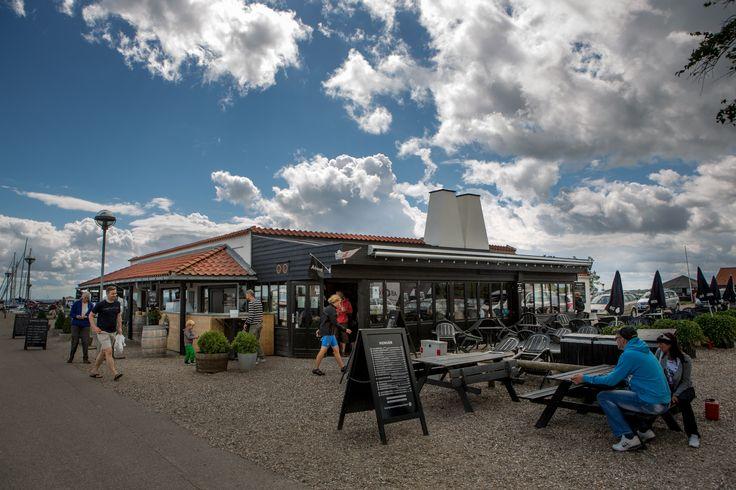 Rørvig Fisk - Bistroen på Rørvig havn