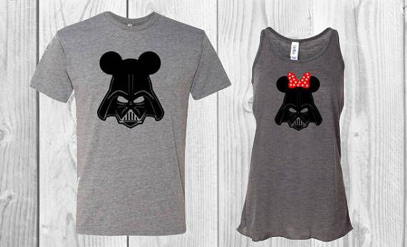 Star Wars Shirt|Disney Cruise Shirts|Couples Disney Shirts|Disney Couples Shirts|  Disney Shirts|  Disney Couples Shirt|Darth Vader
