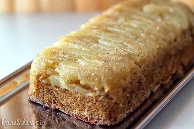 PANELATERAPIA - Blog de Culinária, Gastronomia e Receitas: Bolo de Peras