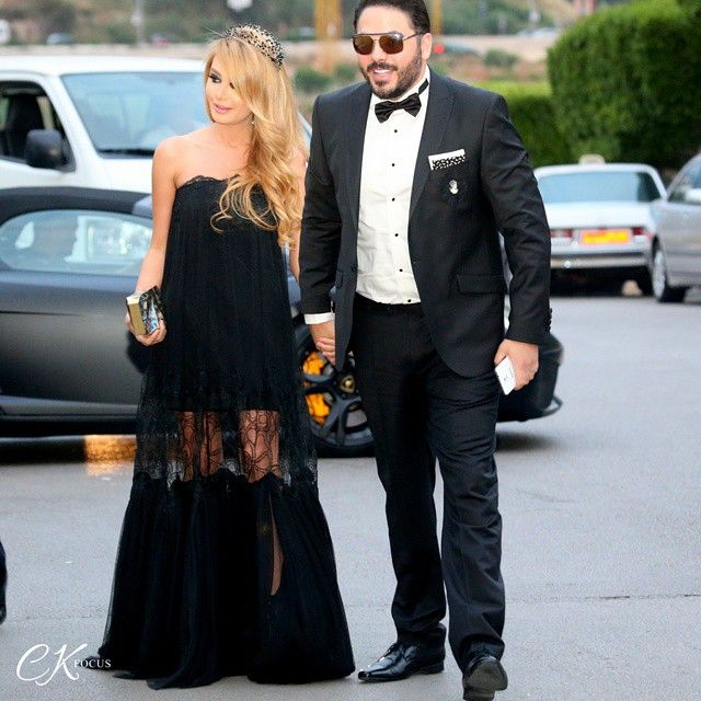 The ultra chic & fab @dalidaayach, seen here with her husband & pop star @ramyayachofficial, in #ChristosCostarellos, during the recent Murex d'Or awards event in Lebanon! |#regram #costarellos #celebs #madeingreece #dalidaayach #dalidaayachfans #redcarpet #redcarpetstyle #redcarpetready #bestdress #star #starstyle #ramyayach #ramyayachfans #murexdor #murexdor2015 @dalidaayachboutique @dallidaayach_official_fans @dalidaayachlovers @ramy_ayach_fans @ramyayachnews