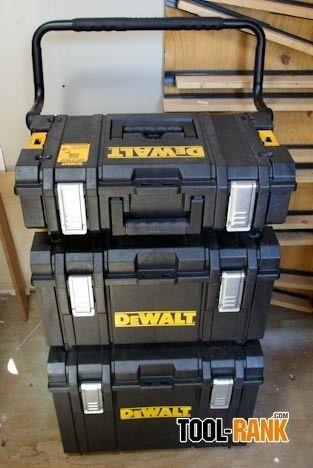 DeWalt ToughSystem Review - Tool-Rank.com