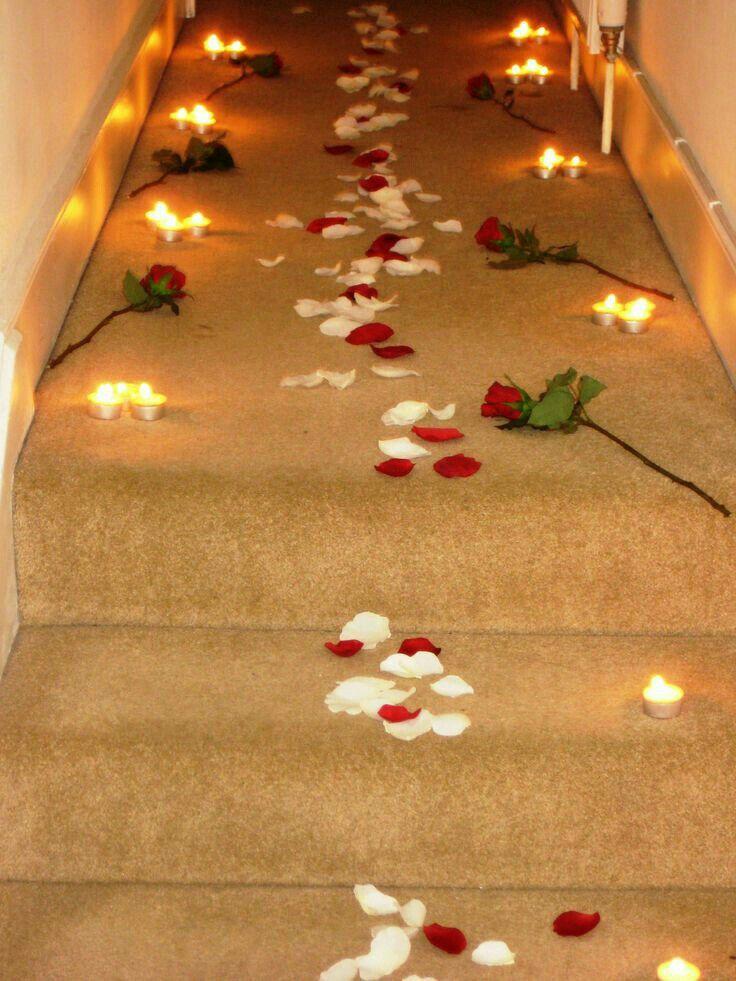 Romantisches schlafzimmer mit kerzen  105 besten Romantikus Bilder auf Pinterest | Freund, Romantik und ...