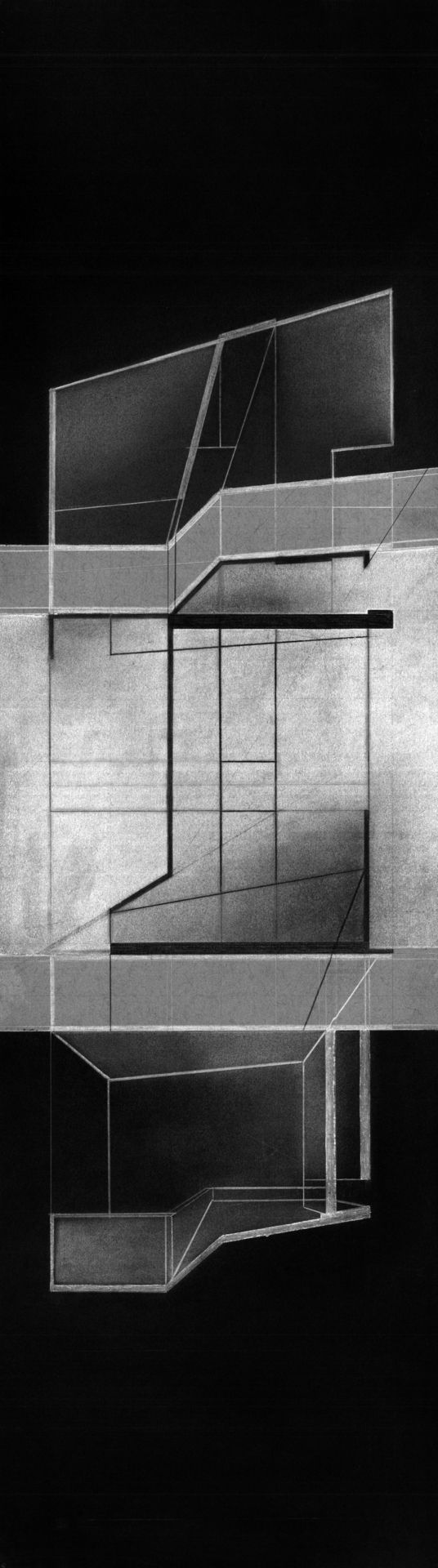 The ARCHive: Josh Frank  #drawing #architecture #graphics