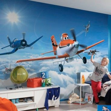 Awesome Disney Planes Dusty In The Clouds Wallpaper