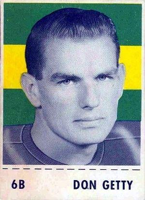 1956 Don Getty