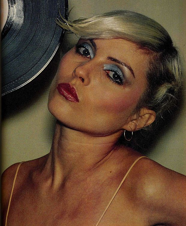 Young debbie harry was and