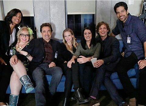 Current Cast of Criminal Minds