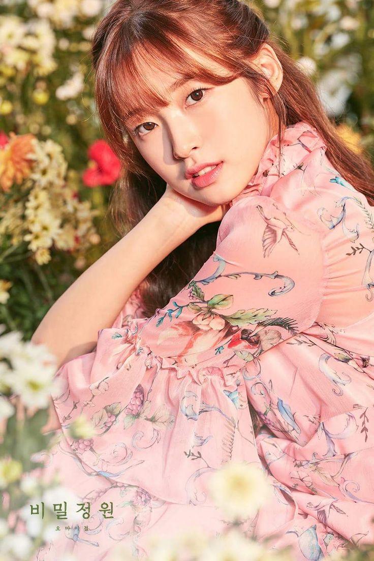 OH MY GIRL 5th Mini Album [비밀정원] Coming Soon 2018.01.09 ##OHMYGIRL ##오마이걸 ##OMG ##아린 ##Arin ##비밀정원 ##Comeback - Kim Eùnsa - Google+