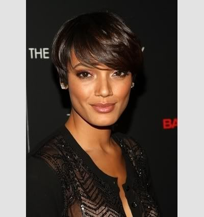 Enjoyable 1000 Images About Short Hair Styles For Black Women On Pinterest Hairstyles For Women Draintrainus